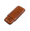 Tommy Bahama Leather Cigar Case w/ Flask and Cutter