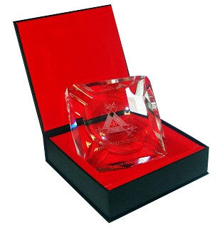 Montecristo Signature Crystal Cigar Ashtray / SOLD OUT