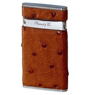 Brizard & Co. Sottile Premium Lighter - Ostrich