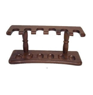 Pipe Stand - Holds 6 Pipes