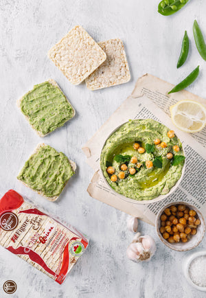 Green Pea Hummus Is the Queen of Dips, Long May She Reign