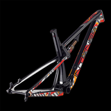 Intense Sniper SL Frame 2018 Red Digital Carbon