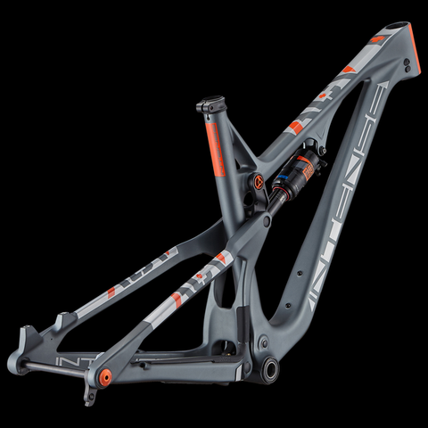 Intense ACV Frame 2018 Grey Orange