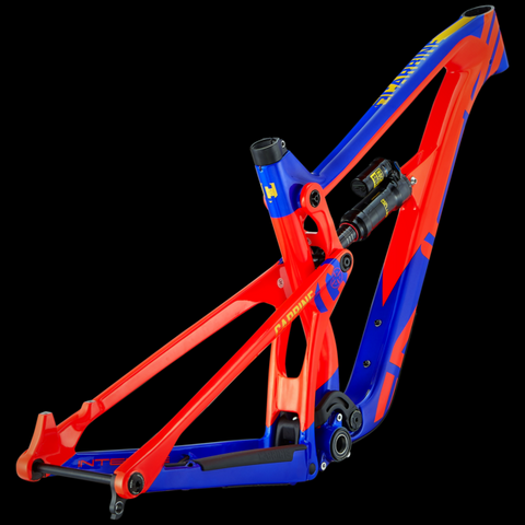 Intense Carbine SL Frame 2018 Red Blue
