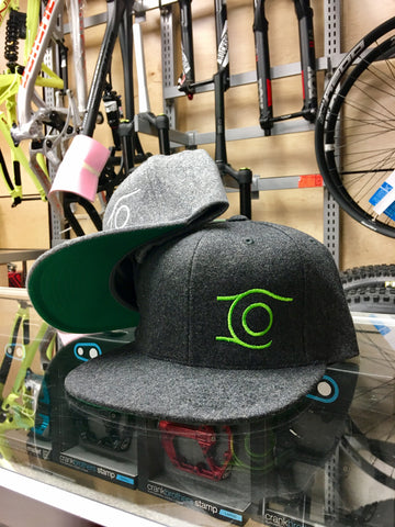 Chainline Snapback Hat