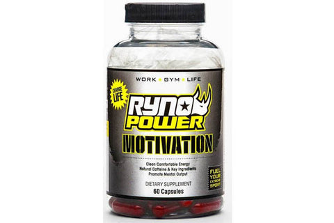 Ryno Power Motivation Supplement