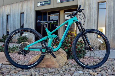 Kona Process 153 CR 29 2019 - Chainline Bikes