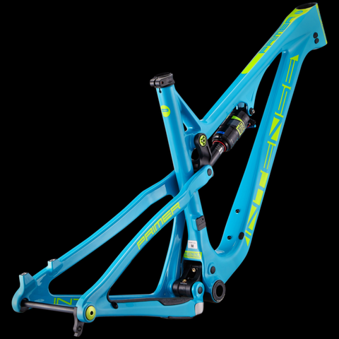 Intense Primer NM Frame 2018 Blue Green