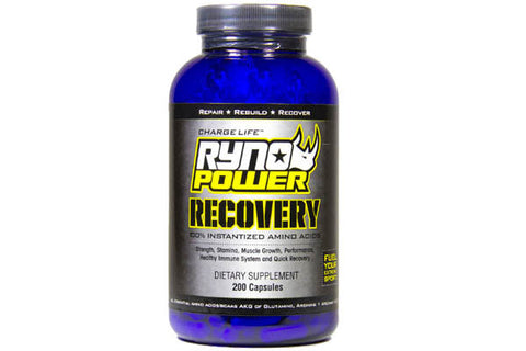 Ryno Power Recovery Supplement