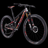 Intense Sniper XC Pro Build 2018 Red Digital Carbon