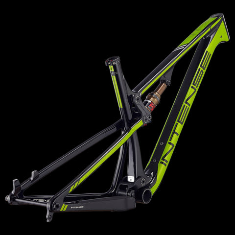 Intense Sniper Frame 2018 Green Carbon