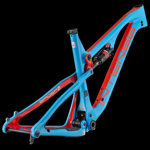 Intense Spider SL Frame 2018 - Blue Orange