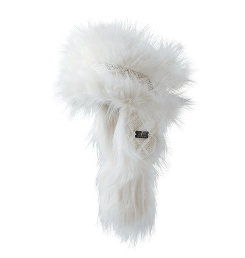 Starling Faux Fur Hat #02054A SNOW