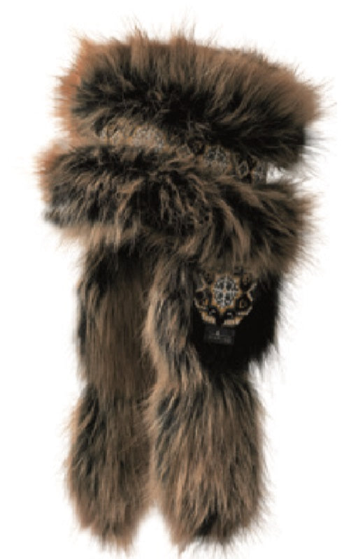 Starling Faux Fur Hat #02057H BUENOS - Hull