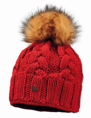 Starling Faux Fur DESNA Beanie Hat #02125J - Hull's of Frankfort