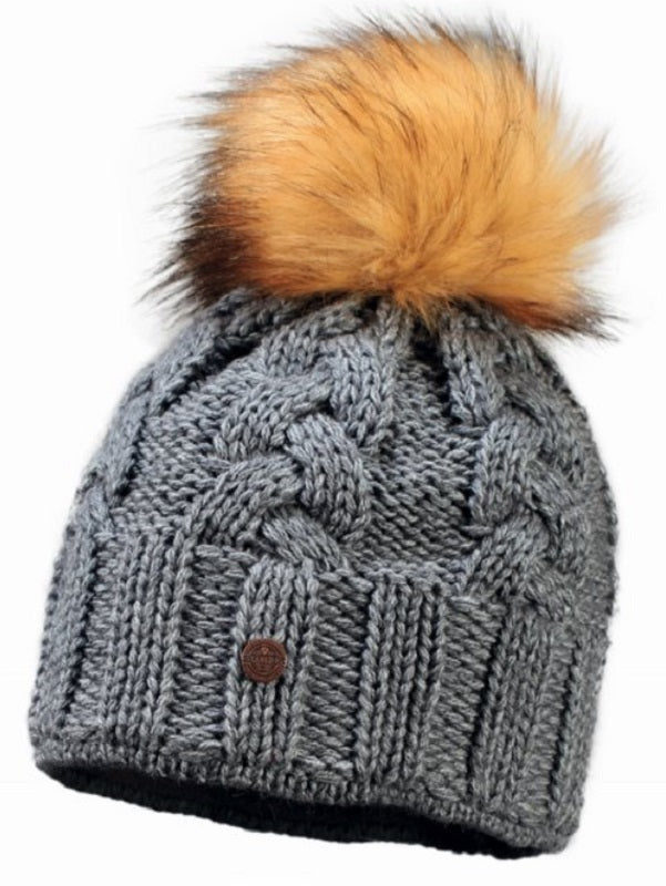 Starling Faux Fur DESNA Beanie Hat #02125S - Hull