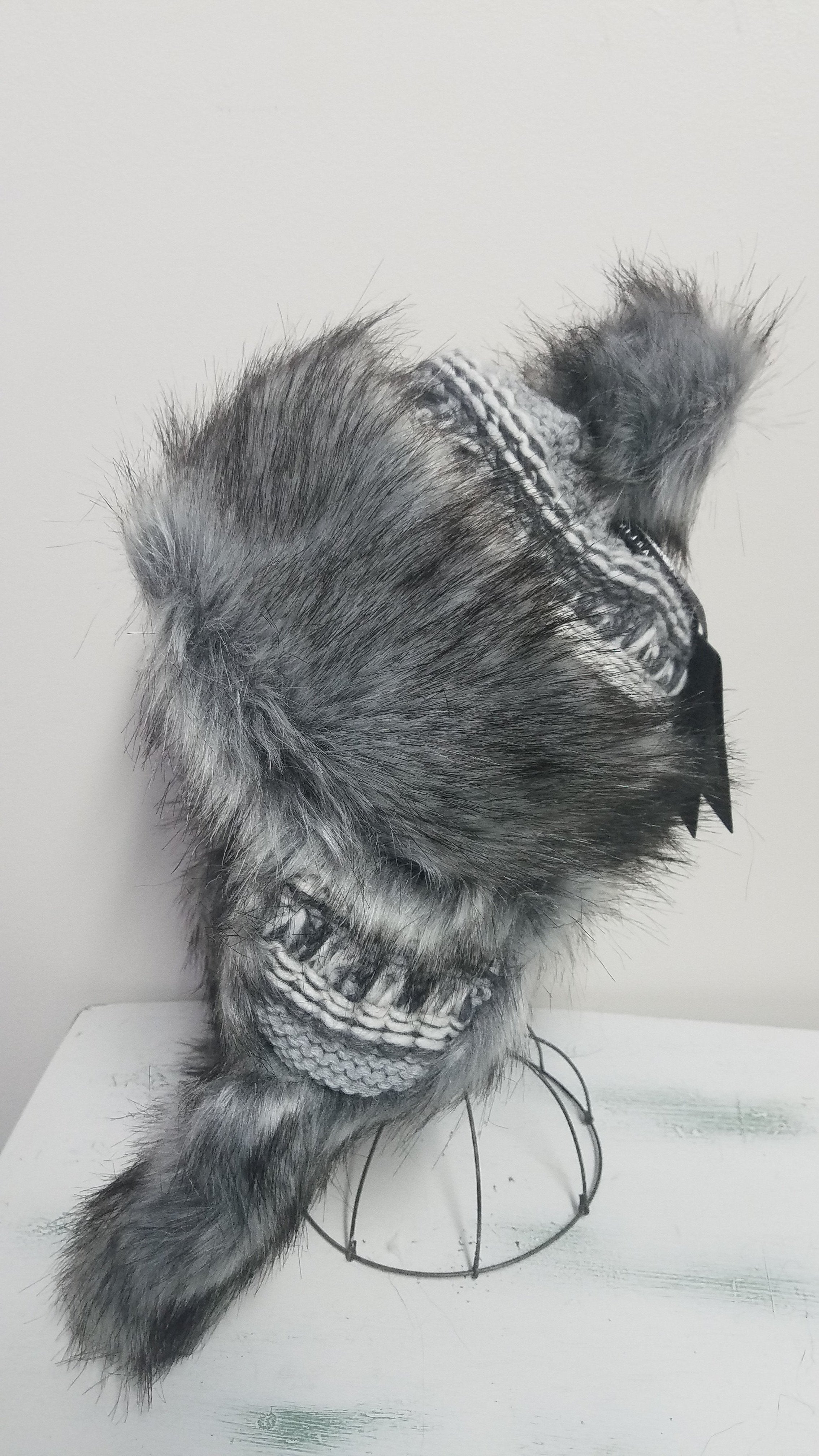 Starling Faux Fur Hat #12007E