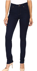 FDJ French Dressing Jeans LOVE DENIM Olivia Slim Leg #2340214 BLACK & INDIGO - Hull's of Frankfort