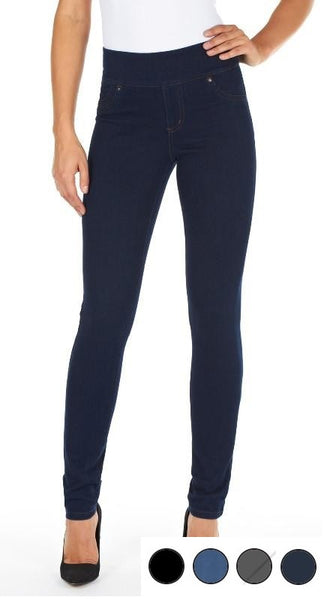 FDJ French Dressing Jeans #2416214 INDIGO, BLACK, DENIM, CINDER GRAY LOVE PREMIUM DENIM Jeggings