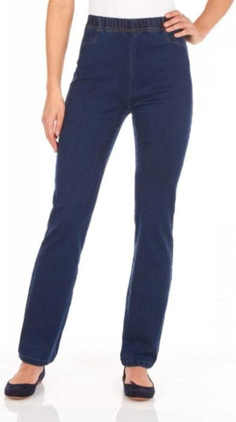 "FDJ French Dressing Jeans PETITE #859106N 30"" Suzanne Bootcut Legging"