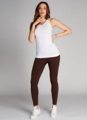 FLEECE LINED LEGGINGS by C'Est Moi in 9 Colors - Hull's of Frankfort
