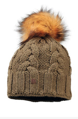 Starling Faux Fur DESNA Beanie Hat #02125K - Hull's of Frankfort