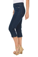 FDJ French Dressing Jeans INDIGO, RED #277106N Pull On 21
