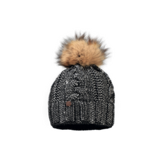 Starling Faux Fur Beanie Hat C028 Filippa