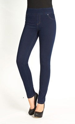 FDJ French Dressing Jeans #2416214 INDIGO, BLACK, DENIM, CINDER GRAY LOVE PREMIUM DENIM Jeggings - Hull