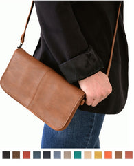 JOY SUSAN MORE COLORS! #L8042 Mia Multi Pocket Crossbody Wristlet Clutch - Hull's of Frankfort