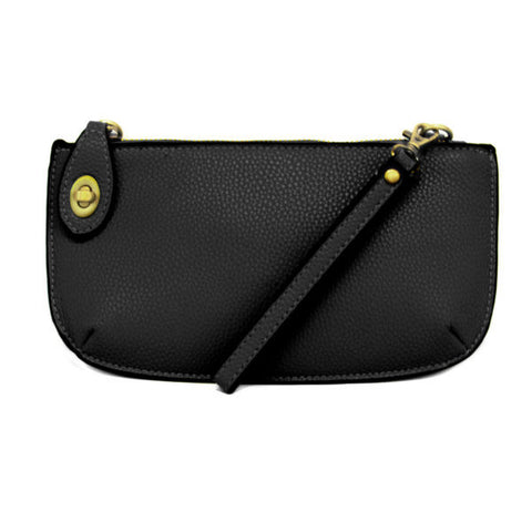 JOY SUSAN L8000-00 Black Mini Crossbody Handbag