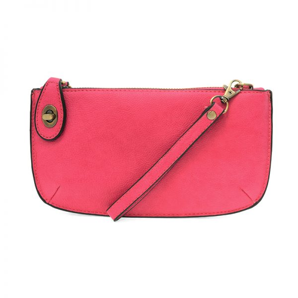 JOY SUSAN L8000-31 Fuchsia Mini Crossbody Handbag - Hull