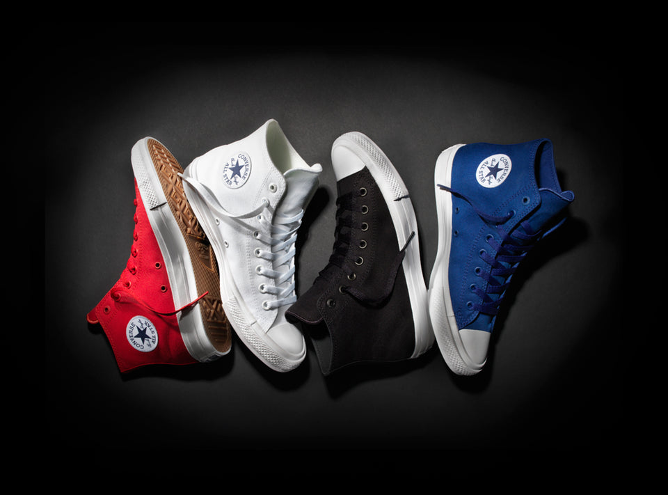 59a464e3947 Some of us were too young to remember our first pair of Chuck Taylors  others  may distinctly recall the moment of consideration and purchase.