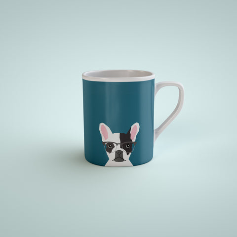 Coffee Cup - Pet Lover, Boston Terrier