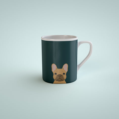 Coffee Cup - Pet Lover, Bulldog