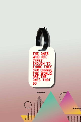 Travel tag - The One Who Change The World