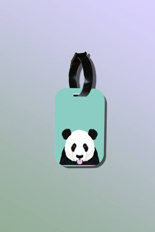 Travel Tag- Shy Panda