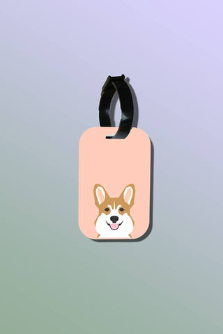 Travel tag - Corgi