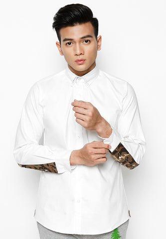 Camon White Shirt