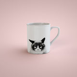 Coffee Cup - Groommy Cat