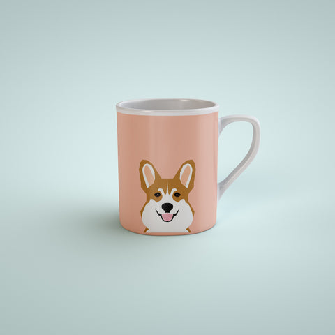 Coffee Cup - Pet Lover, Corgi