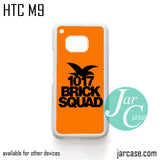 1017 brick squad  Phone Case for HTC One M9 case and other HTC Devices