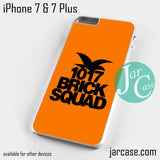 1017 brick squad Phone case for iPhone 7 and 7 Plus - JARCASE