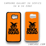1017 brick squad Phone case for samsung galaxy S6 & S6 EDGE - JARCASE