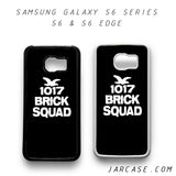 1017 bs Phone case for samsung galaxy S6 & S6 EDGE - JARCASE