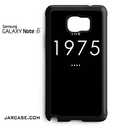 1975 Phone case for samsung galaxy note 5 and another devices - JARCASE