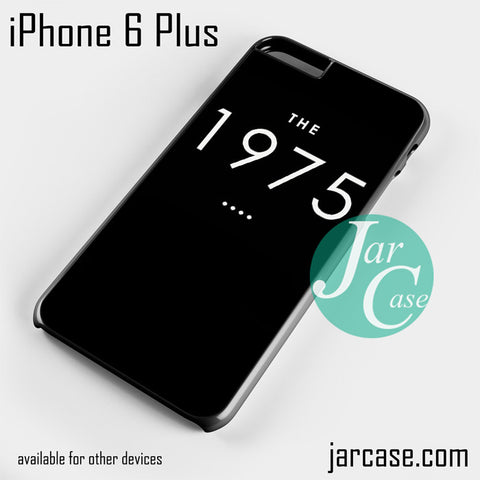 1975  Phone case for iPhone 6 Plus and other iPhone devices