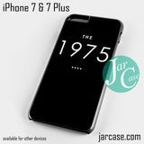 1975 Phone case for iPhone 7 and 7 Plus - JARCASE