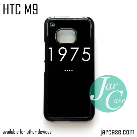1975  Phone Case for HTC One M9 case and other HTC Devices