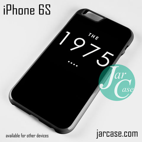 1975 Phone case for iPhone 6/6S/6 Plus/6S plus - JARCASE